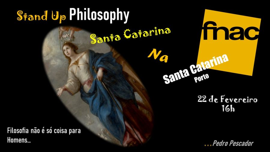 Stand Up Philosophy - Porto