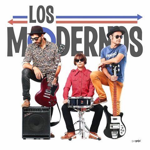 CONCIERTO // Los Modernos