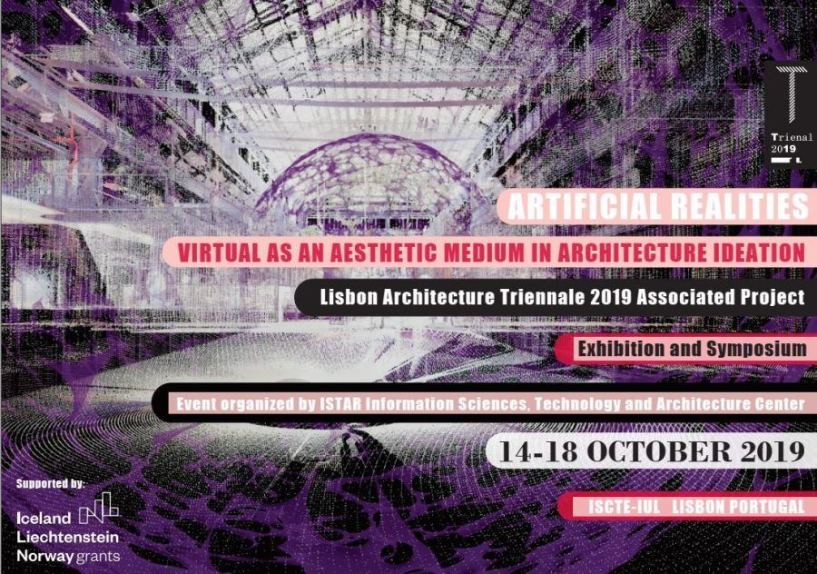 Artificial Realities, Virtual as an Aesthetic Medium in Architecture Ideation
