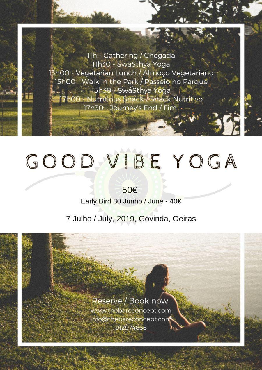Boa Vibe Yoga