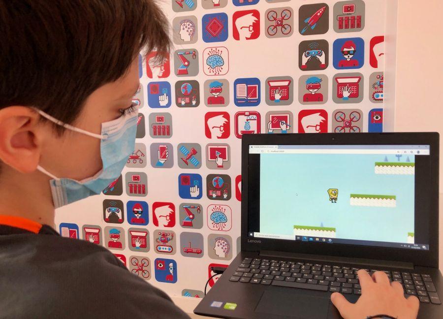Aulas experimentais gratuitas em Agosto: Pixel Art e Videojogo 2D