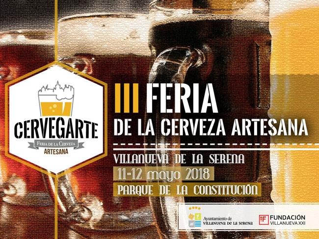 III Feria de la Cerveza Artesana #Cervegarte