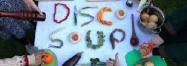 Disco Soup Day | cozinhar, comer e dançar