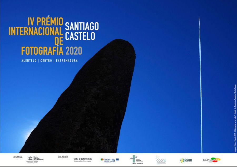 """IV Premio Internacional de Fotografía """"SANTIAGO CASTELO"""" 2020"""