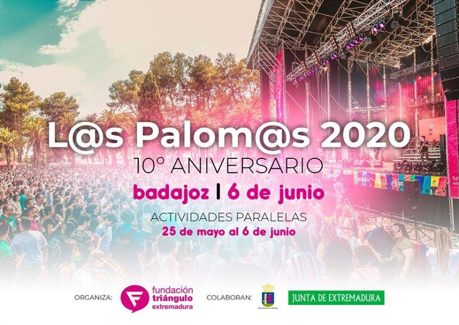La fiesta de Los Palomos