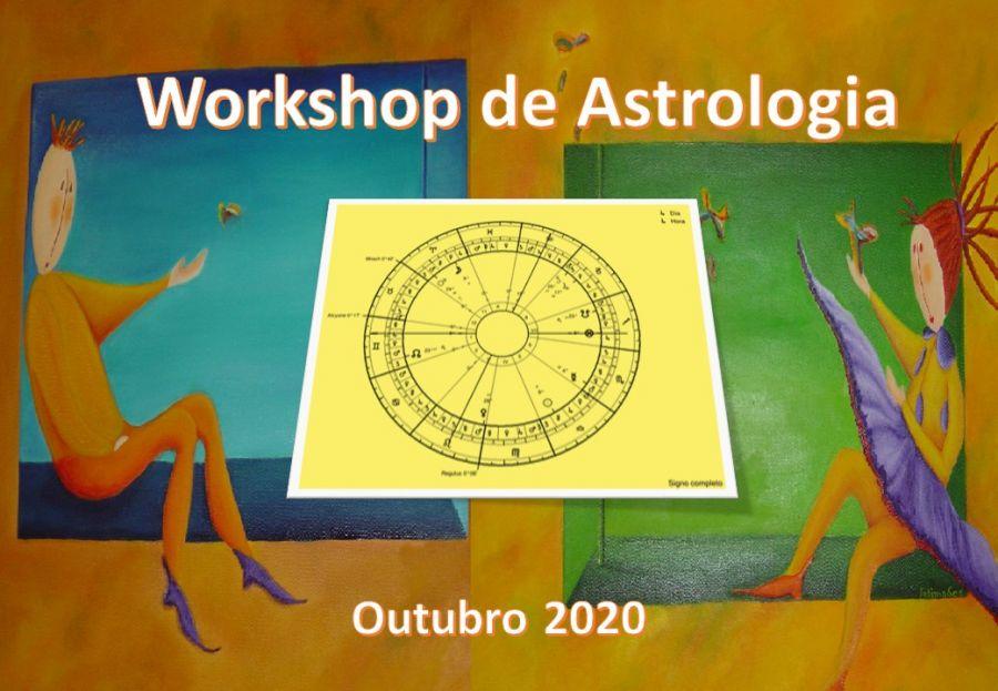 Workshop de Astrologia para iniciados