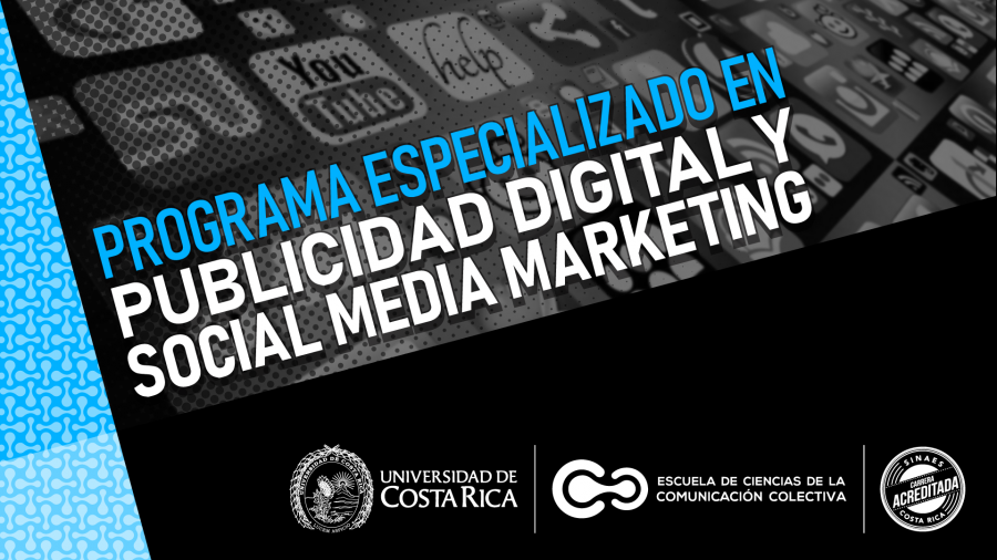 Programa Técnico Especializado en Publicidad Digital y Social Media Marketing.