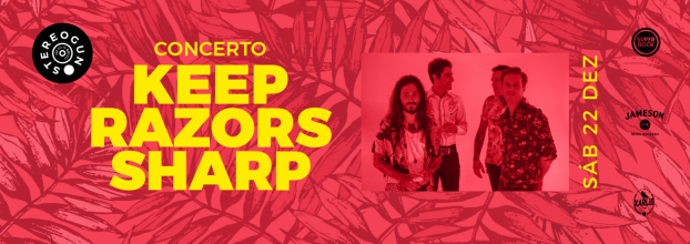 Keep Razors Sharp - Stereogun