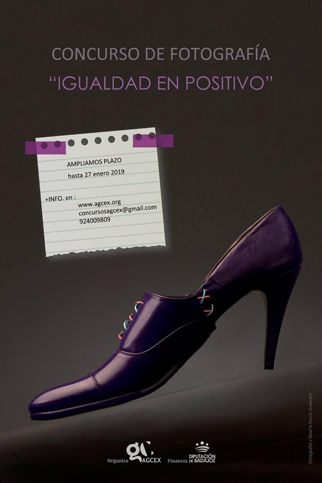 Concurso de fotografía 'Igualdad en Positivo'