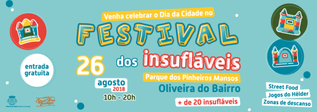 Festival dos Insufláveis