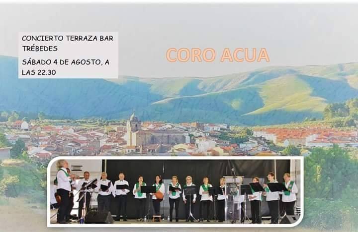 Coro Acua en Concierto || ACEBO