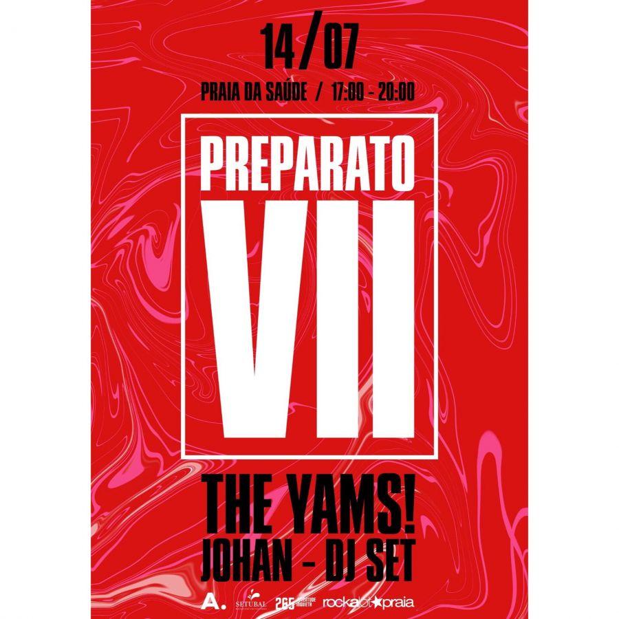 PREPARATO VII