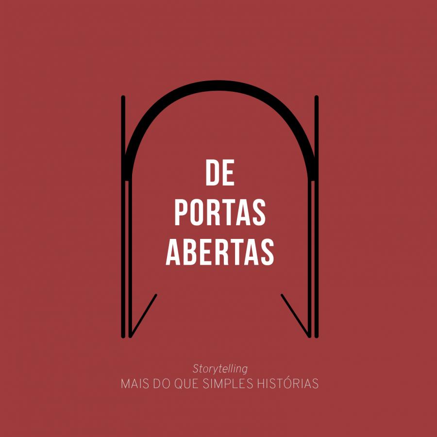 'De Portas Abertas' - Evento online de Storytelling
