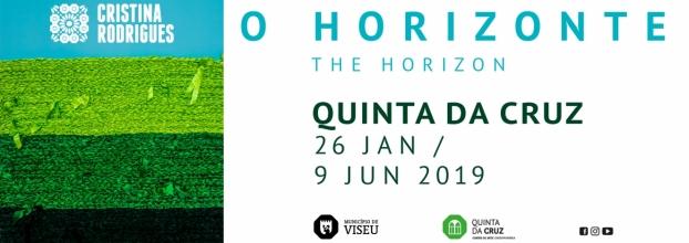O HORIZONTE, de Cristina Rodrigues