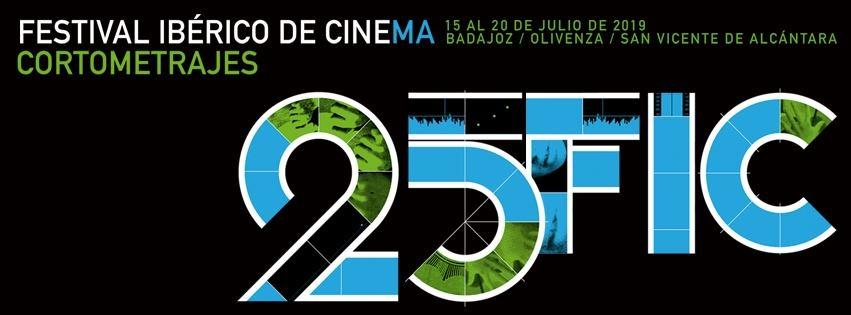 25º Festival Ibérico de Cinema Cortometrajes 2019 (Olivenza)