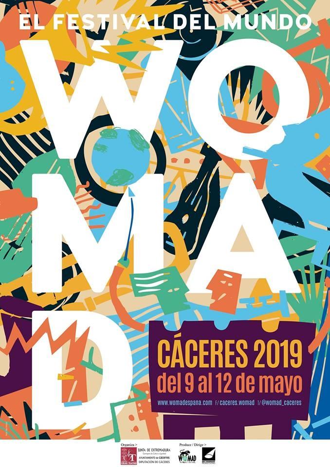 WOMAD 2019 // Del 9 al 12 de Mayo