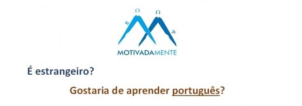Aulas de Português para estrangeiros