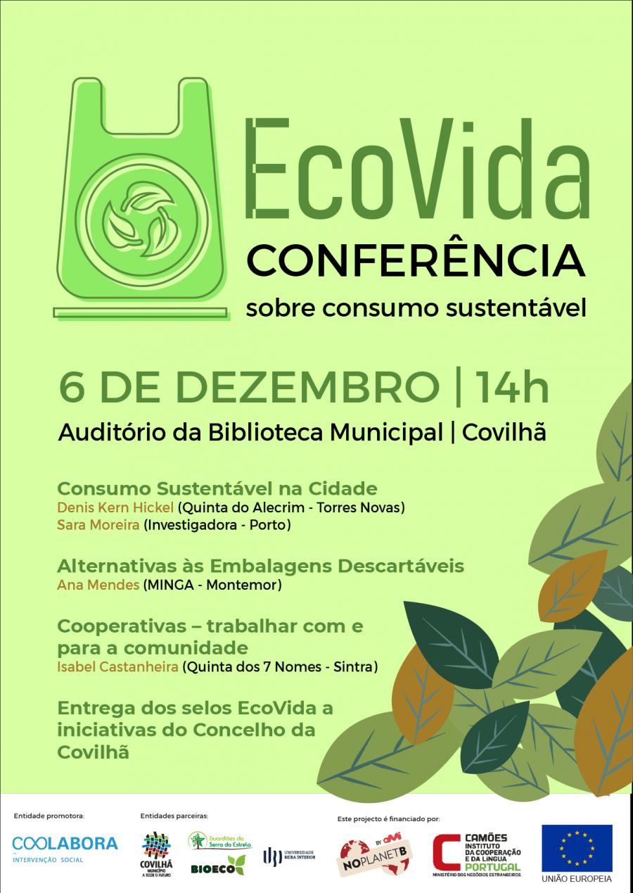 Conferência EcoVida - Consumo Sustentável na Cidade