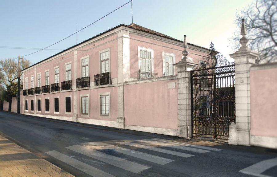 Roteiro Quinta Alegre Palácio Marquês Alegrete, Charneca Lumiar
