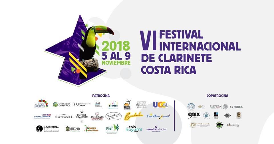 VI festival internacional de clarinete. Onix de la UNAM
