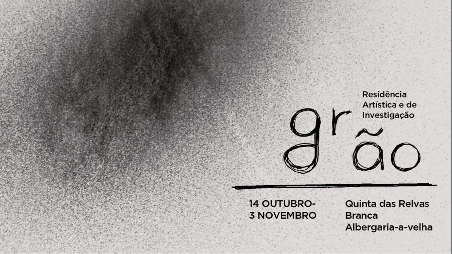 GRÃO - Residência Artística e de Investigação