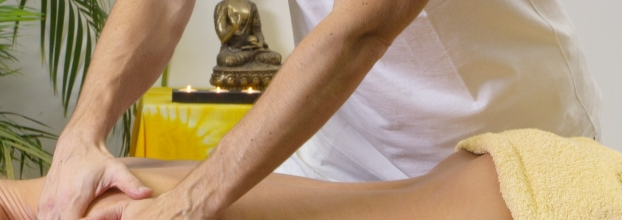 Massagem de Relaxamento / Terapêutica