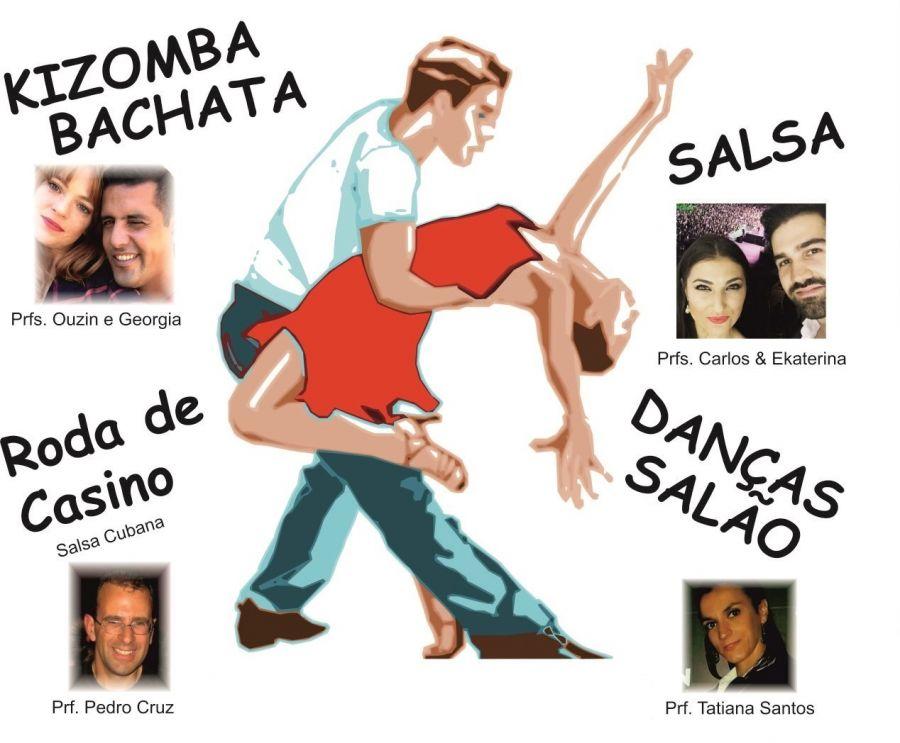 Oeiras, Aulas Dança experimentais - ano letivo 2019/2020