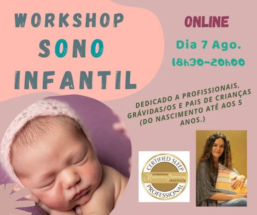 Workshop Sono Infantil