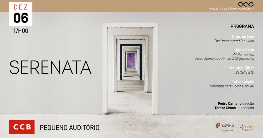 Orquestra de Câmara Portuguesa - Serenata