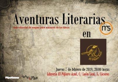 Presentación 'Aventuras Literarias'