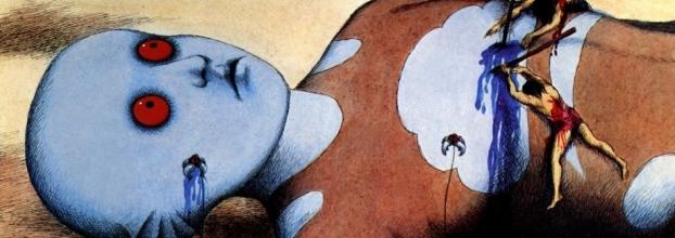 El planeta salvaje, 1973.