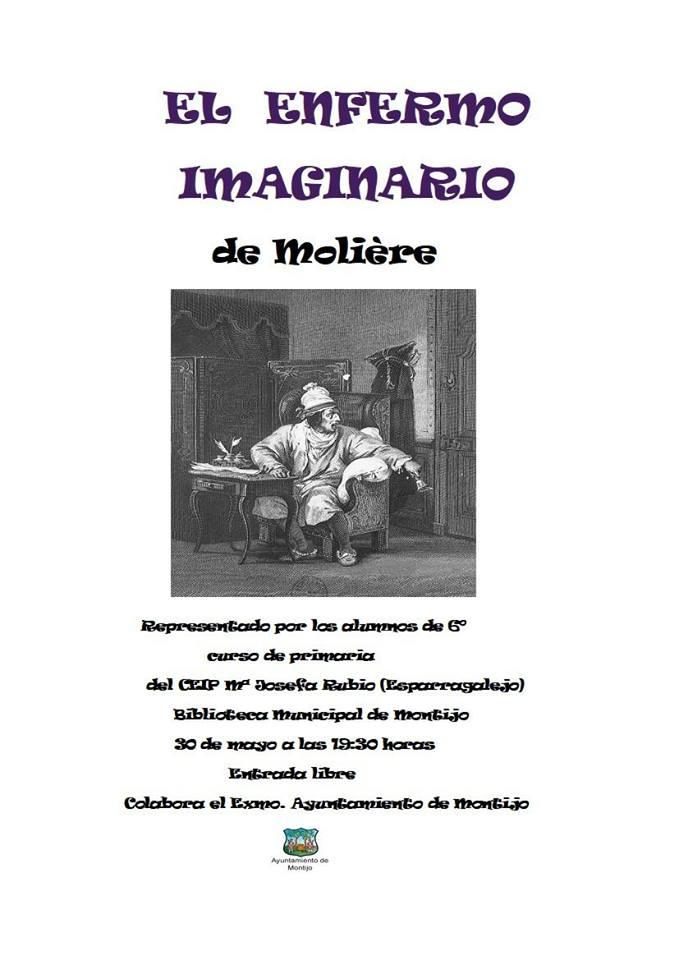 Teatro infantil «El enfermo imaginario»