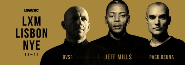 LX Music Lisbon NYE 2018-19