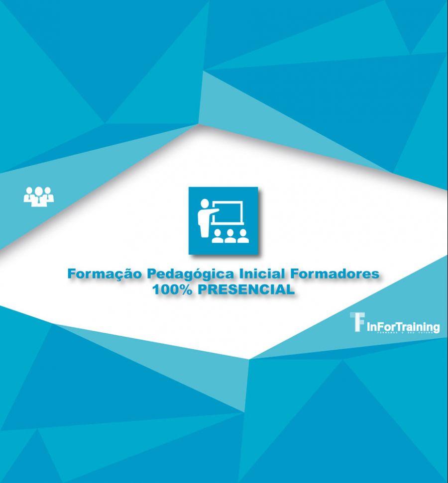 CCP – Ex. CAP – Curso Formação Pedagógica Inicial Formadores – PRESENCIAL