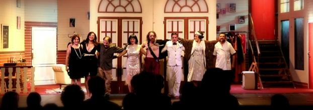 Teatro 'Una compañía de locos' en Monesterio