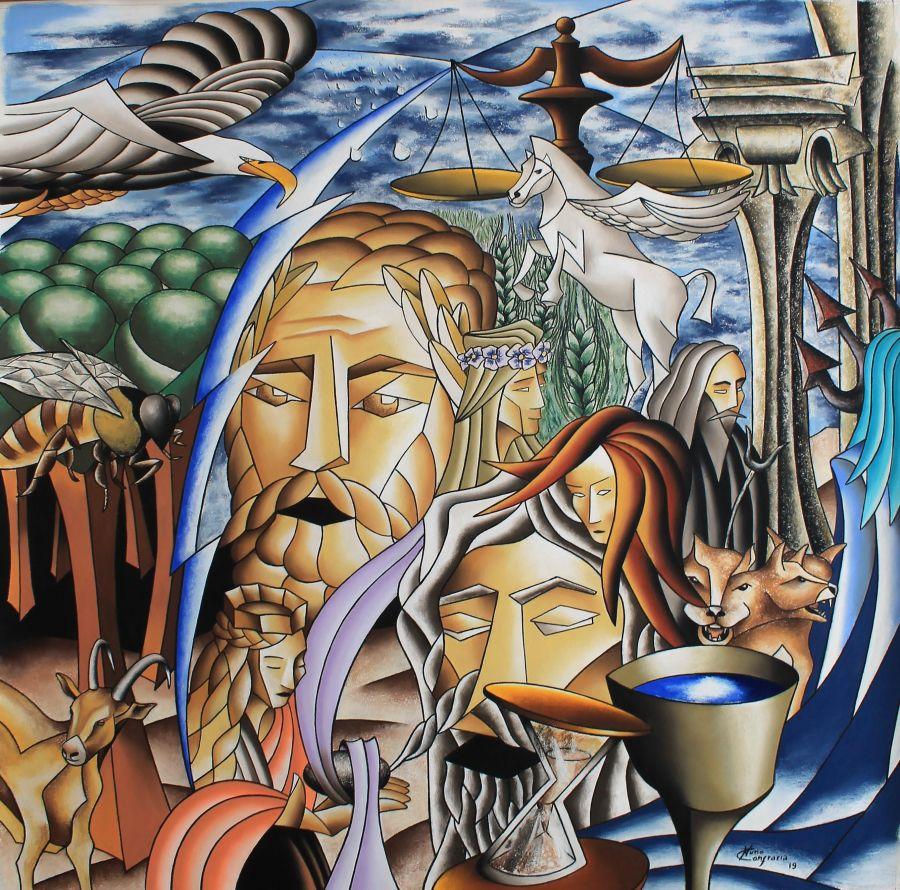 Bienal Art'Oeste Internacional - Galeria Beltrão Coelho