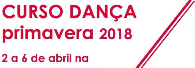 Curso Dança Primavera 2018