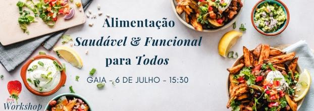 Workshop: Alimentação Saudável e Funcional para Todos