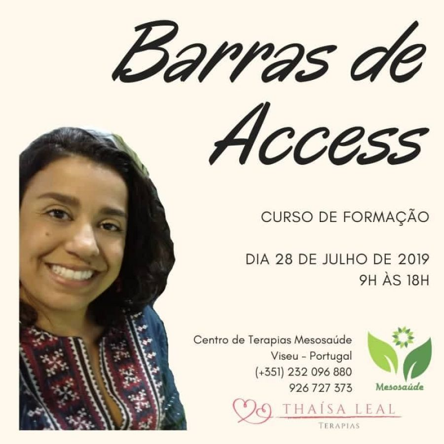 Curso de Barras Access