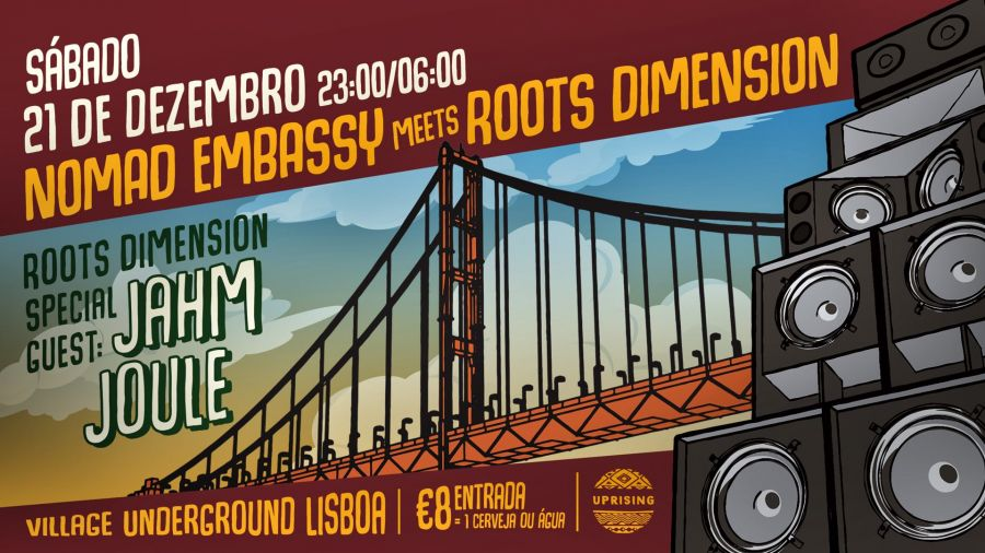 Nomad Embassy meets Roots Dimension
