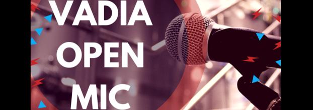 Vadia BrewPub: Vadia Open Mic