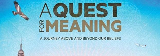 In quest for meaning - projeção de documentário