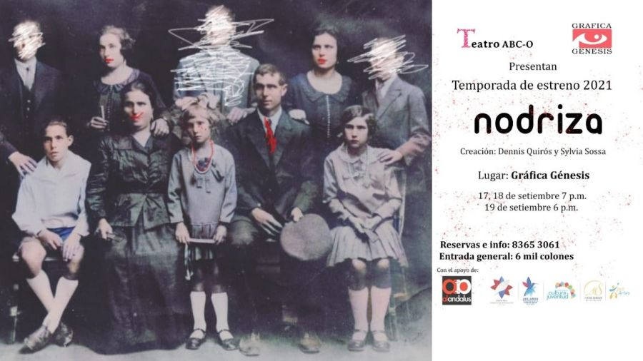 Nodriza. Teatro ABC-O