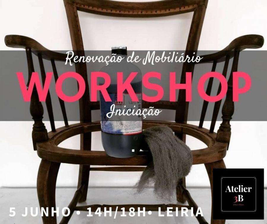 Workshop de Renovação de Mobiliário