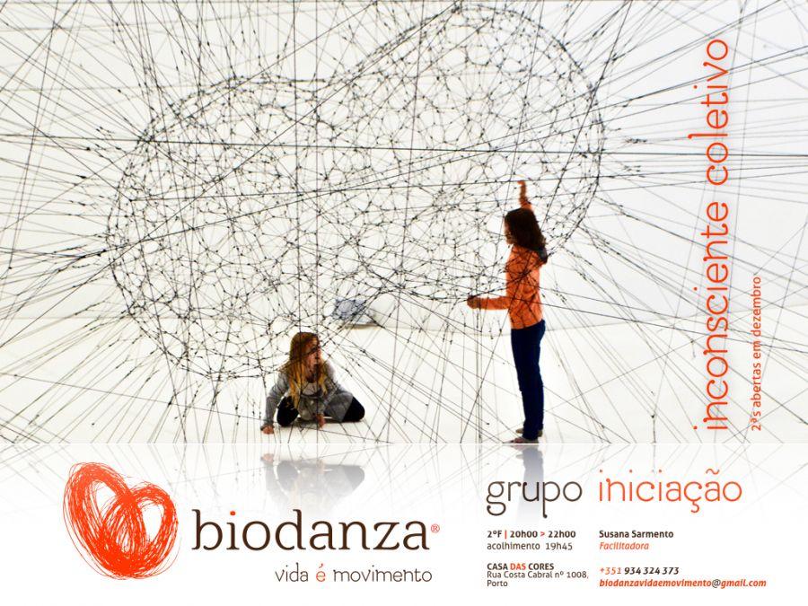Biodanza, vida é movimento * Grupo Regular Iniciação
