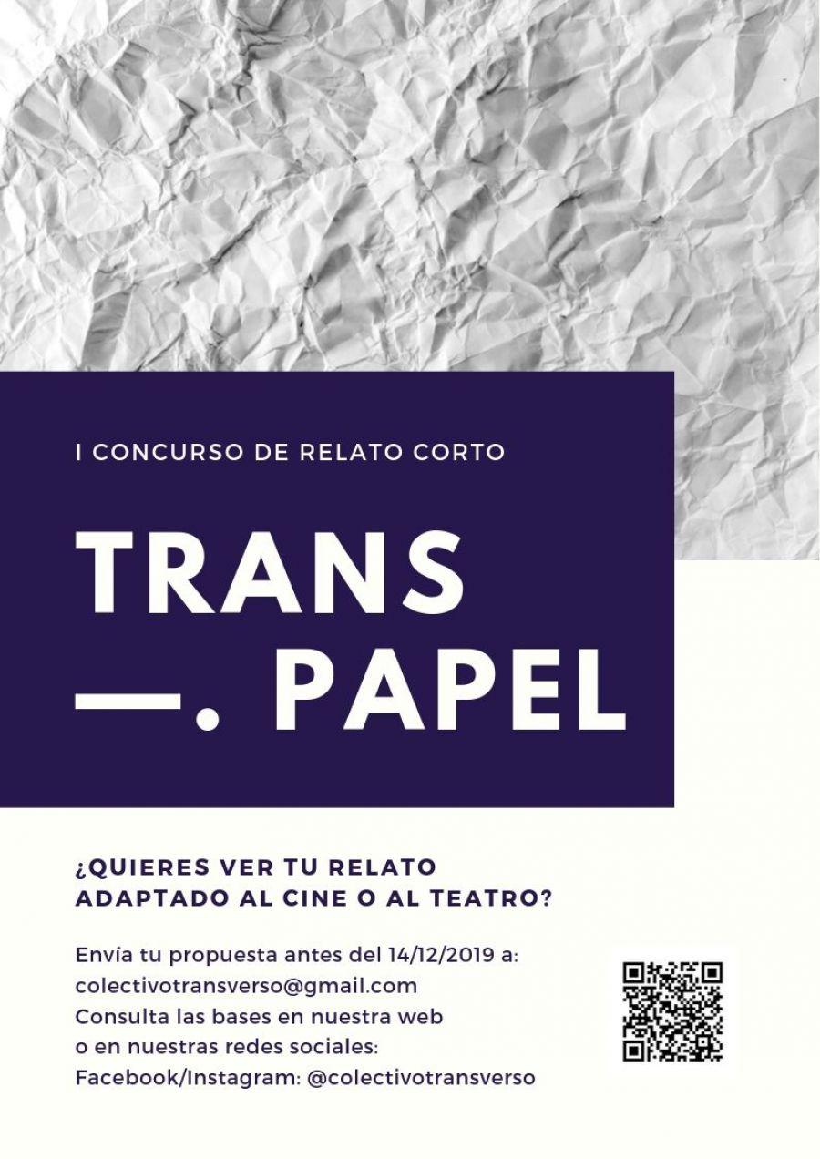 Concurso de relato corto || Colectivo Transverso
