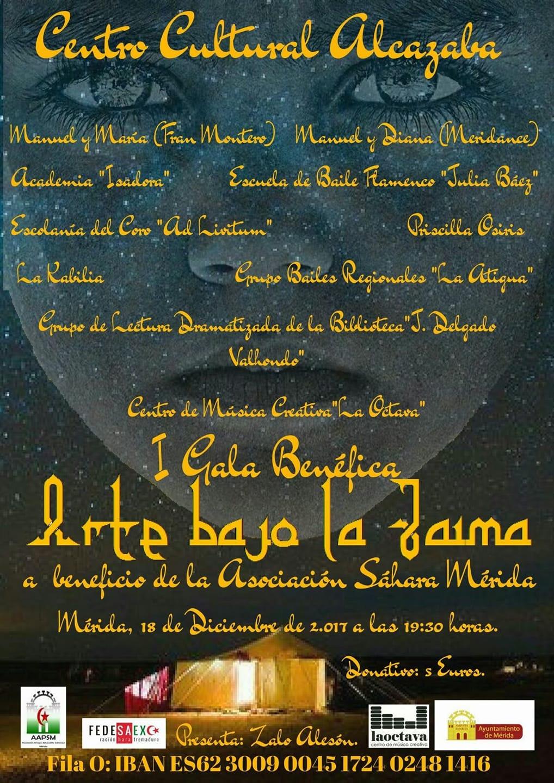 I Gala Benéfica 'Arte sobre la luna'