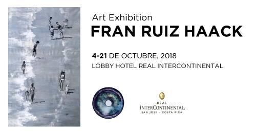 Pura luz. Fran Ruiz Haack. Pintura, abstracta y paisaje