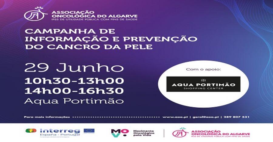 """AQUA PORTIMÃO JUNTA-SE À ASSOCIAÇÃO ONCOLÓGICA DO ALGARVE PARA PROMOVER UM """"VERÃO SEM ESCALDÃO 2021"""""""