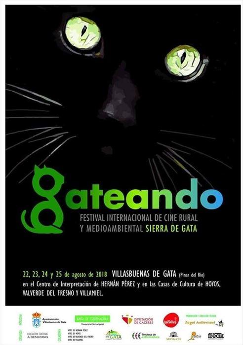 III Festival Internacional de Cine Rural y Medioambiental 'Gateando'